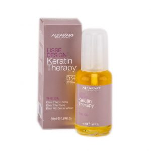 Lisse design keratin therapy oil