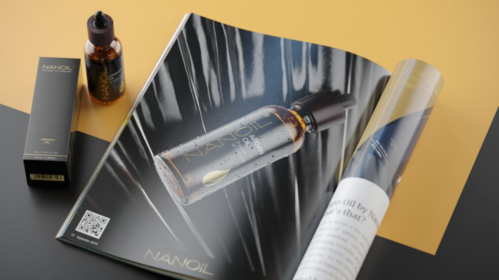 nanoil magazine argan oil